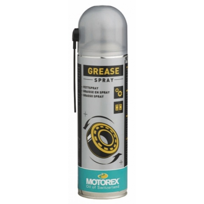 Tepalas MOTOREX GREASE SPRAY 500ml