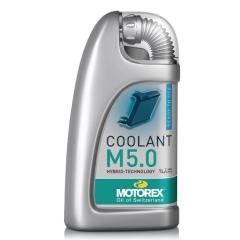 Aušinimo skystis MOTOREX COOLANT M5.0 READY TO USE 4L