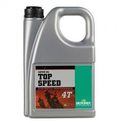 Sintetinis Tepalas MOTOREX TOP SPEED 4T 10w30 4L