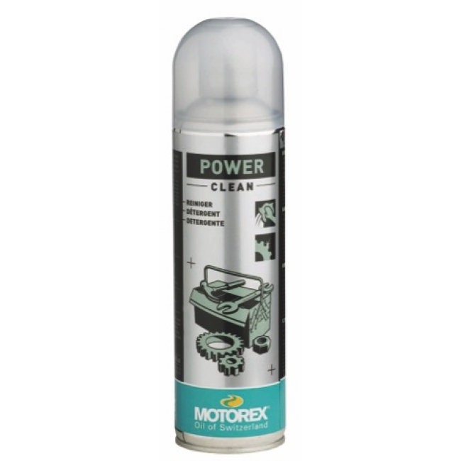 Valiklis MOTOREX POWER CLEAN 500ml