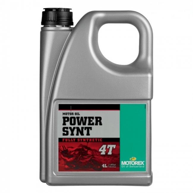 Sintetinis Tepalas MOTOREX POWER SYNT 4T 5w40 4L