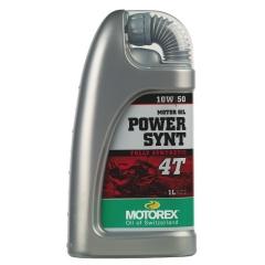 Sintetinis Tepalas MOTOREX POWER SYNT 4T 5w40 1L