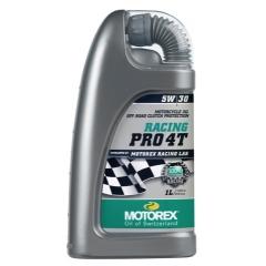 Sintetinis Tepalas MOTOREX RACING PRO 4T 5w30 1L