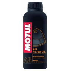 Oro filtro tepalas MOTUL A3 AIR FILTER OIL 1L