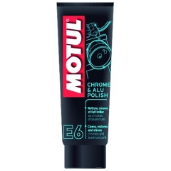 Pasta MOTUL E6 CHROME & ALU POLISH 100ml
