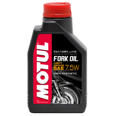 Sintetinis šakių Tepalas MOTUL FORK OIL LIGHT /MEDIUM FL EXPERT 7,5W 1L