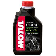 Pusiau sintetinis šakių Tepalas MOTUL FORK OIL LIGHT EXPERT 5W 1L