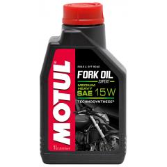 Pusiau sintetinis šakių Tepalas MOTUL FORK OIL EXPERT MD/HV 15W 1L