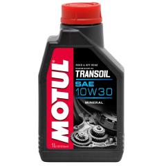 Mineralinis greičių dėžės Tepalas MOTUL TRANSOIL 10W30 1L
