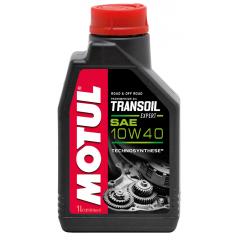 Pusiau sintetinis greičių dėžės Tepalas MOTUL TRANSOIL 10W40 1L