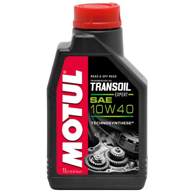 Mineralinis greičių dėžės Tepalas MOTUL TRANSOIL 10W40 1L