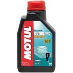 Sintetinis Tepalas MOTUL OUTBOARD SYNTH 2T 1L