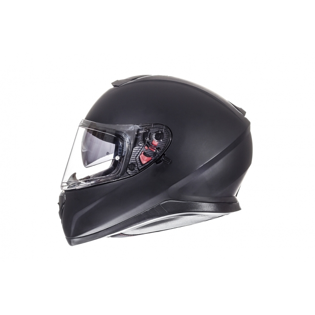 ŠALMAS MT HELMETS THUNDER 3 SV SOLID MATT BLACK