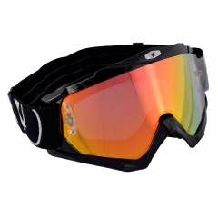OFF-ROAD AKINIAI OXFORD Assault Pro Goggle-Glossy Black