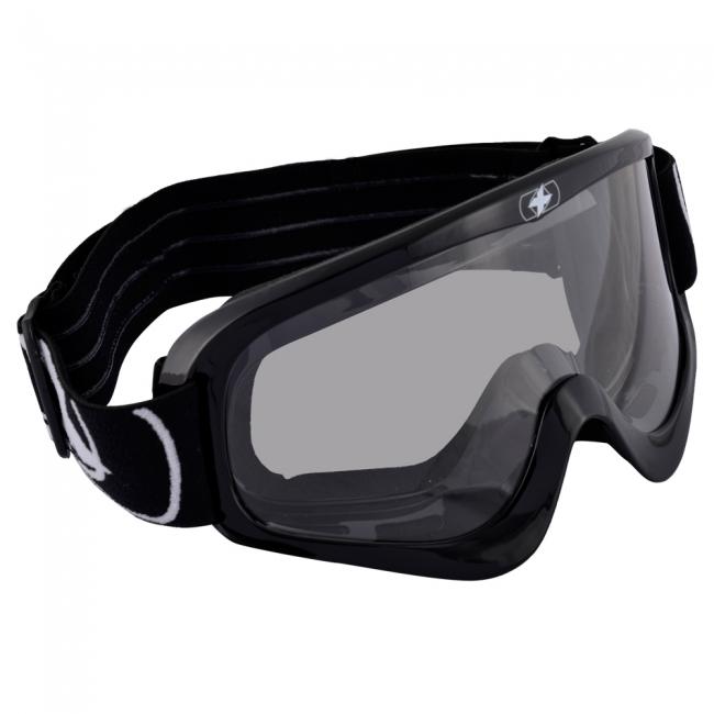 OFF-ROAD AKINIAI OXFORD Fury Goggle-Glossy Black