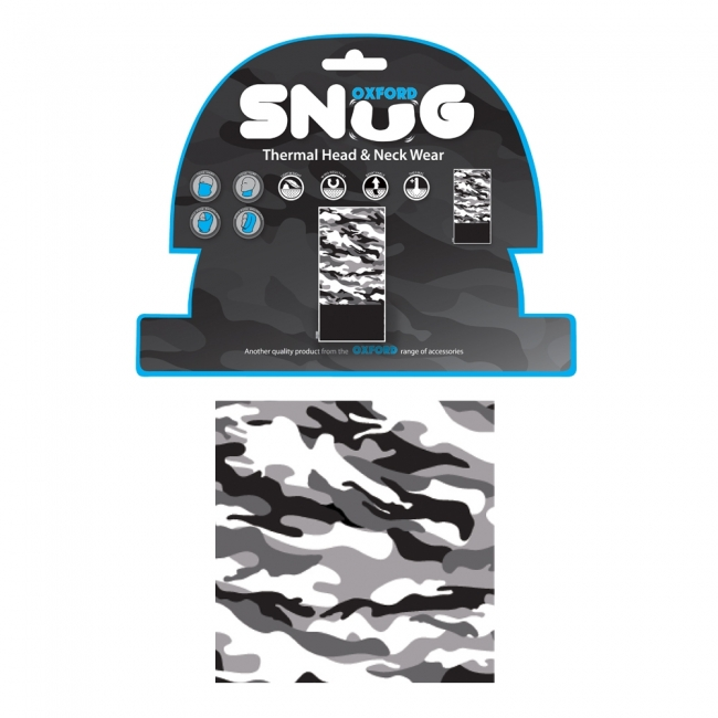 SKARELĖ Oxford Snug - Camo