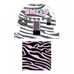 Termo apranga Oxford Snug - Pink Zebra