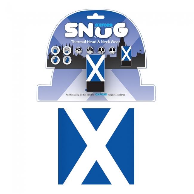 SKARELĖ Oxford Snug - Scottish Flag