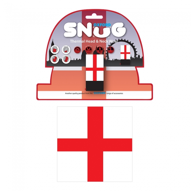 SKARELĖ Oxford Snug - St George's Flag