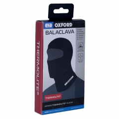 Pošalmis Oxford Balaclava Thermolite Black
