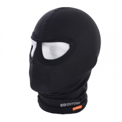 Pošalmis Oxford Balaclava Eyes Lycra Black