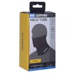 Pošalmis Oxford Neck Tube Fleece Black