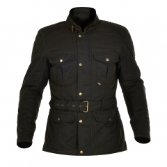 OXFORD STRIUKĖ BRADWELL RIFLE JACKET GREEN