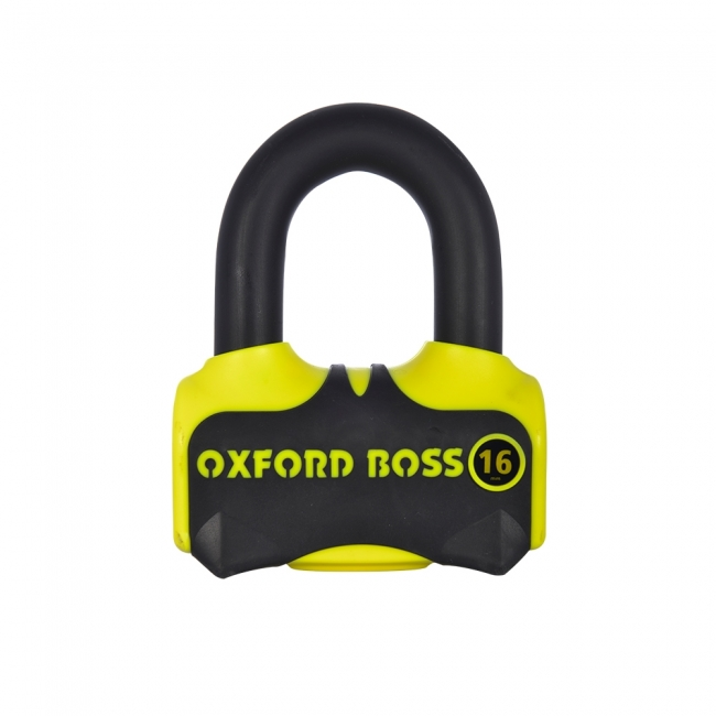 MOTOCIKLO UŽRAKTAS OXFORD BOSS 16 DISC LOCK