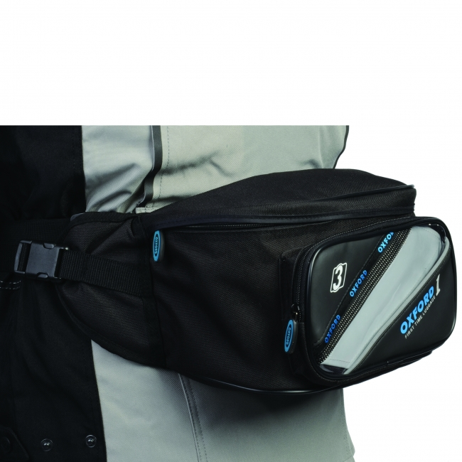OXFORD KREPŠYS ANT LIEMENS WAISTBAG FIRST TIME 3L