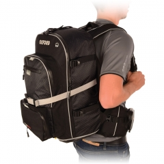 OXFORD KUPRINĖ XB30 BACK PACK LIFETIME JUODA