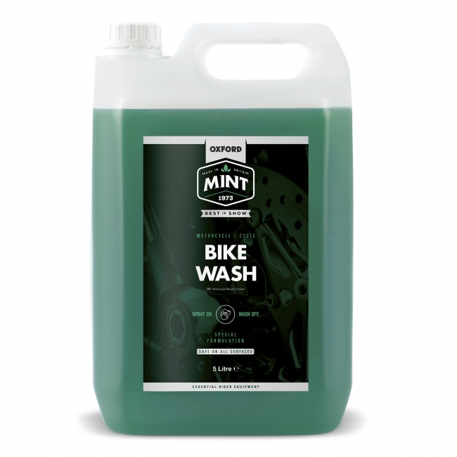 OXFORD MINT BIKE WASH Moto Ploviklis 5L