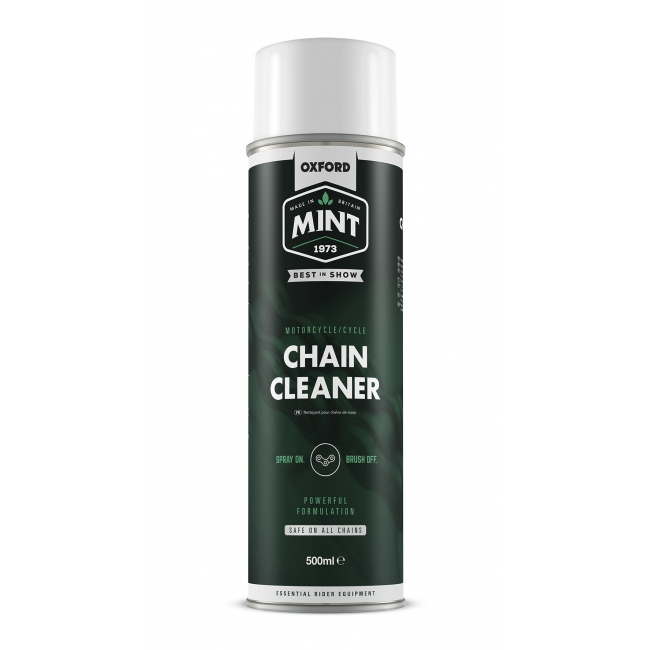 Grandinės valiklis OXFORD MINT CHAIN CLEANER 500ml