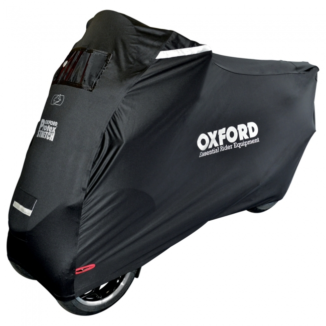 MOTOCIKLO UŽDANGALAS OXFORD PROTEX STRETCH 3-WHEEL SCOOTER