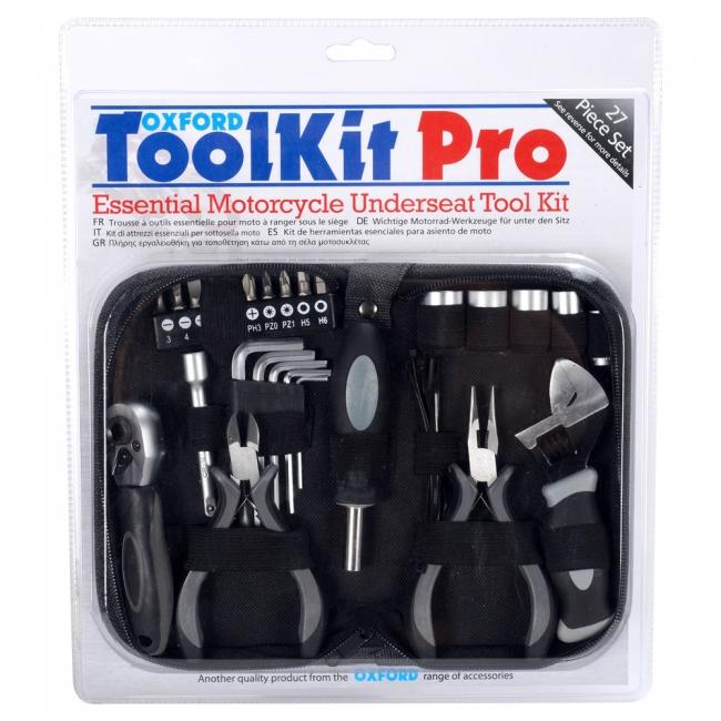 Raktų rinkinys Oxford ToolKit PRO