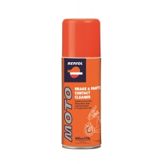 Ploviklis REPSOL MOTO BRAKE & PARTS CONTACT CLEANER 400ml
