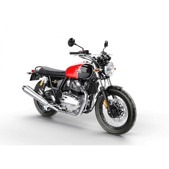 MOTOCIKLAS ROYAL ENFIELD INTERCEPTOR 650+ EURO 4 ABS