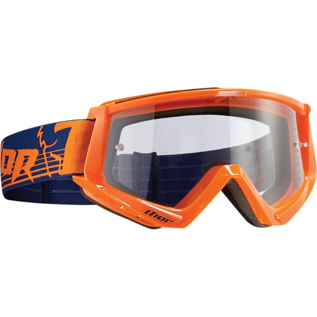 OFF-ROAD AKINIAI THOR CONQUER ORANGE/NAVY