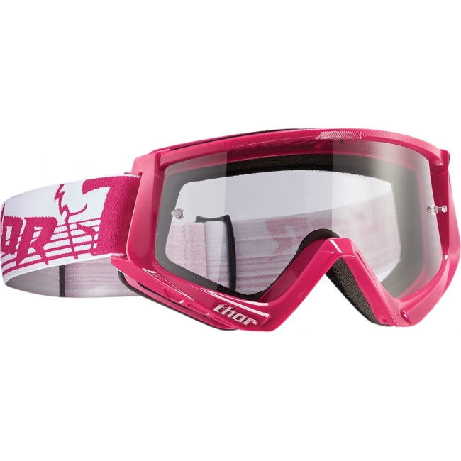 OFF-ROAD AKINIAI THOR CONQUER PINK/WHITE