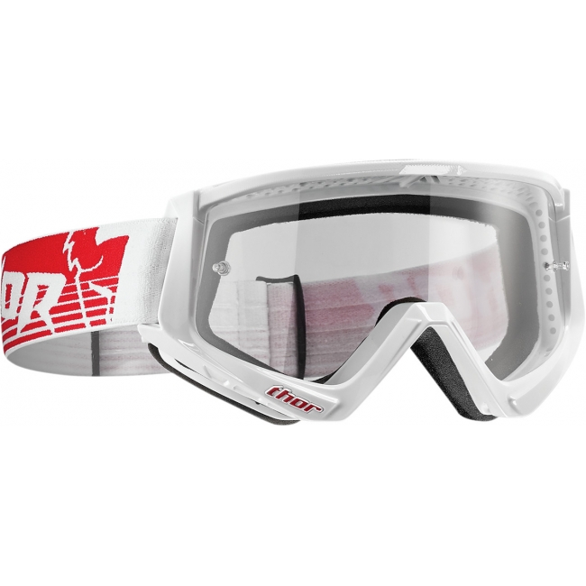 OFF-ROAD AKINIAI THOR CONQUER RED/WHITE