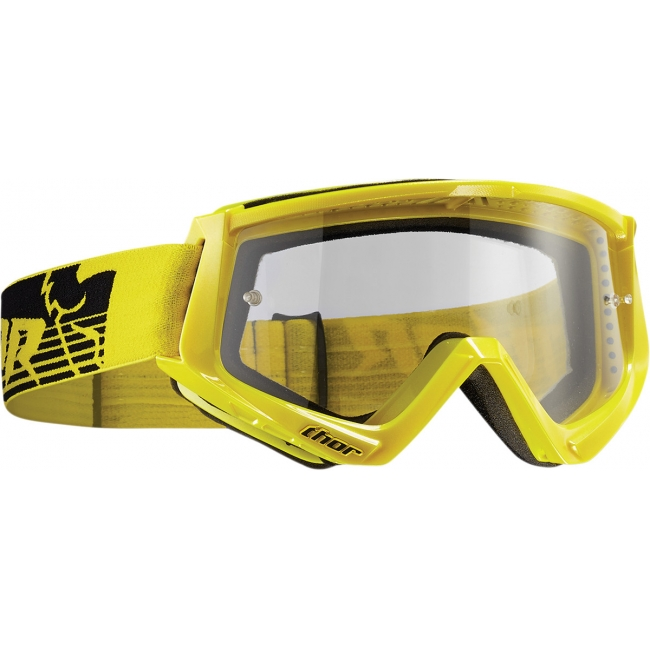 OFF-ROAD AKINIAI THOR CONQUER YELLOW/BLACK