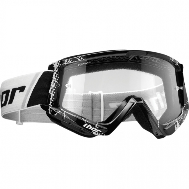OFF-ROAD AKINIAI THOR COMBAT WEB BLACK/WHITE