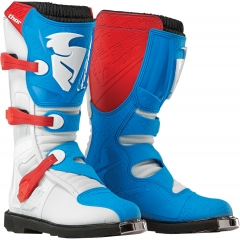 MX BATAI THOR BLITZ RED/BLUE