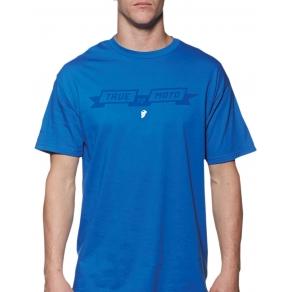 Marškinėliai THOR PURE MOTO ROYAL