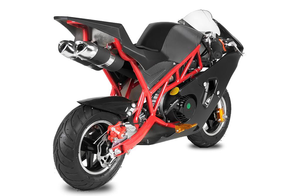 mini pocket bike ps 50 rocket bigbore 49cc. Black Bedroom Furniture Sets. Home Design Ideas